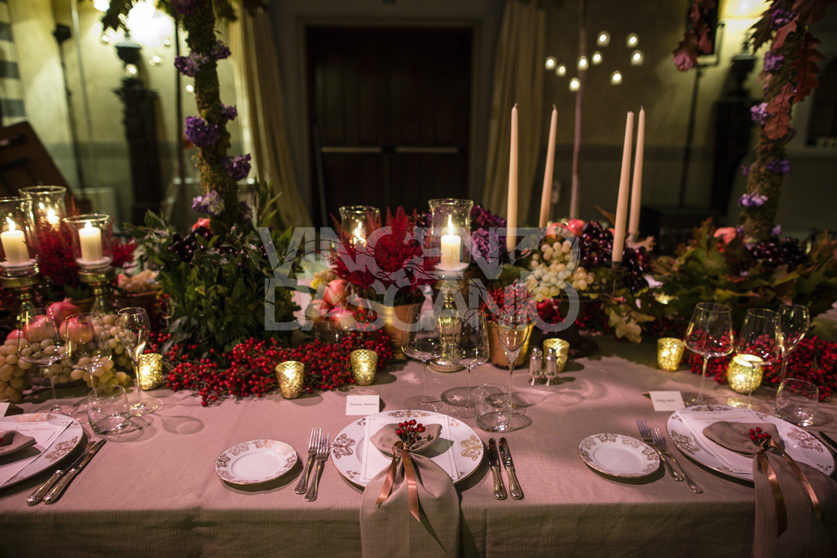 vincenzo dascanio flower and event designer