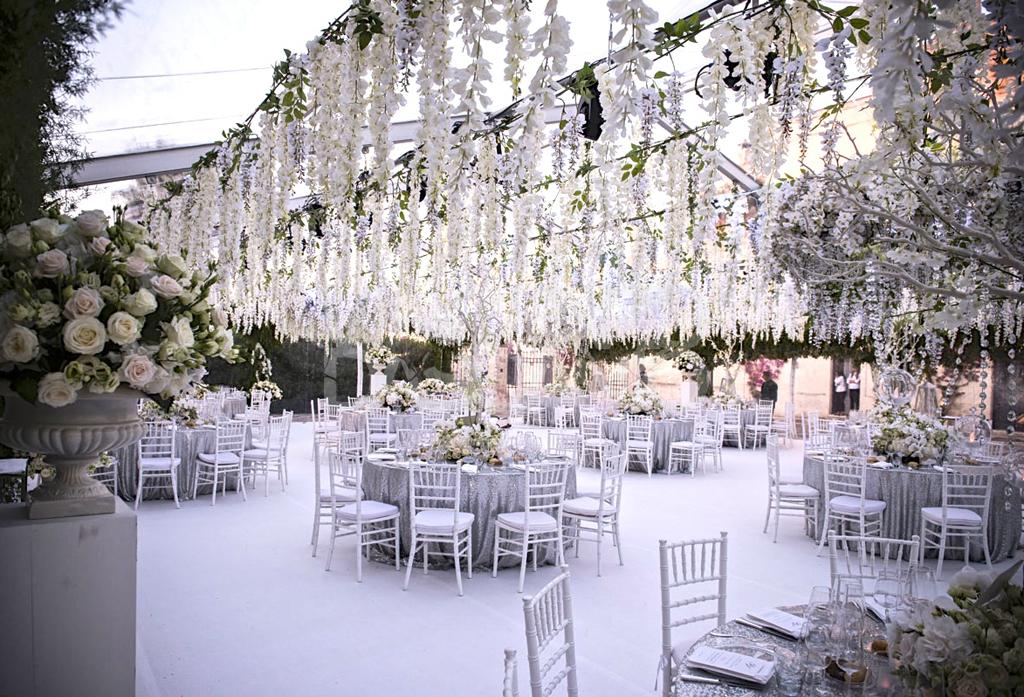 Vincenzo dascanio flower and event designer portfolio for Wedding venue software