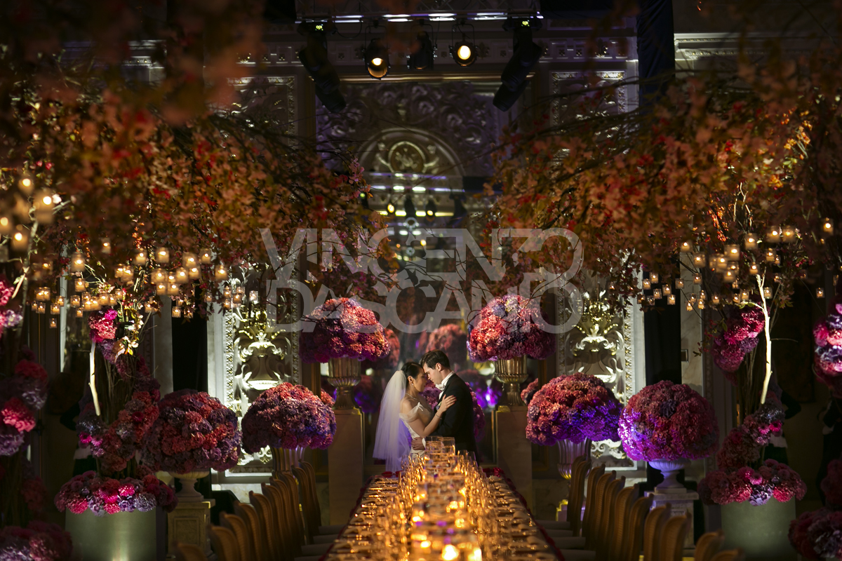 vincenzo dascanio flower and event designer